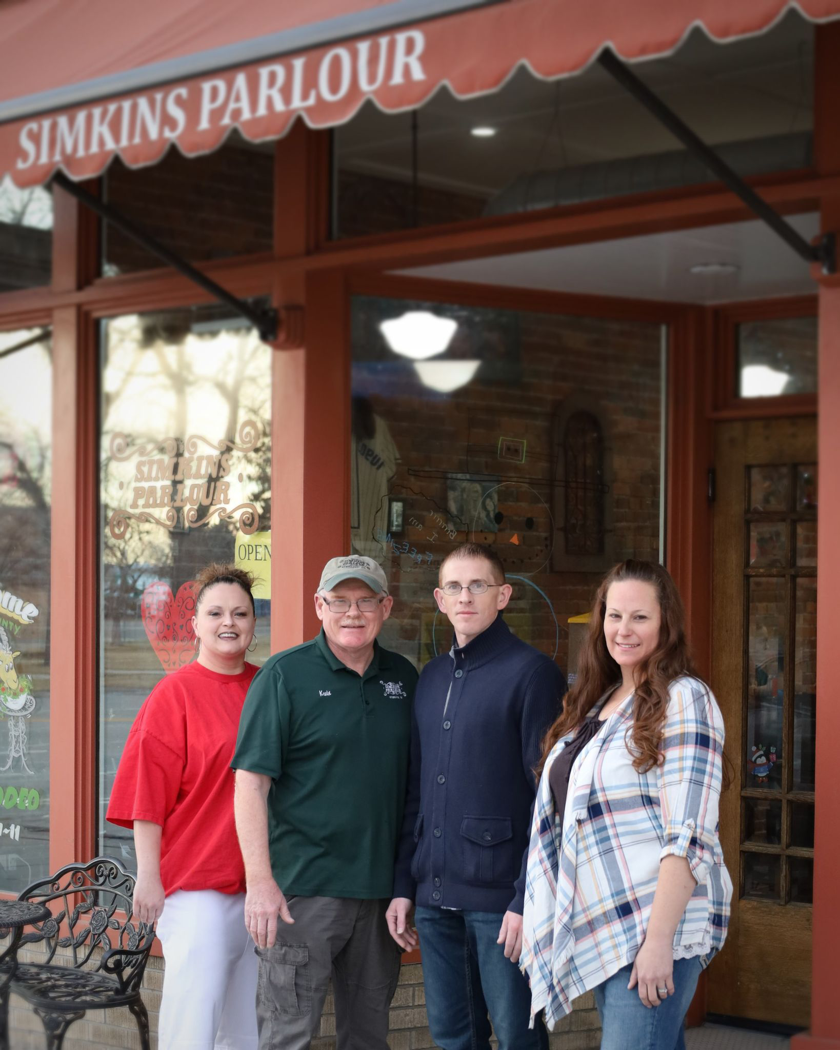 Simkins Parlour Owners